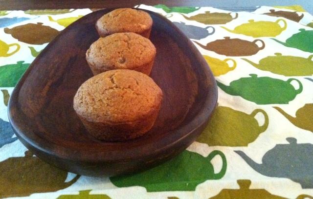 Apricot Muffin trio 5