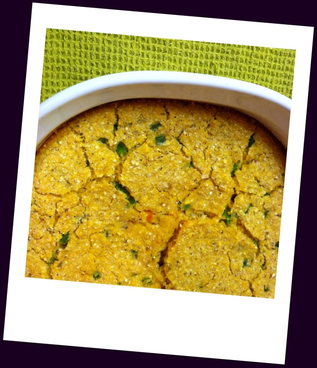 cornbread casserole 2 polaroid edit