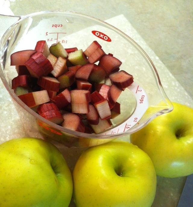 chopped rhubarb and apples 2 - edited