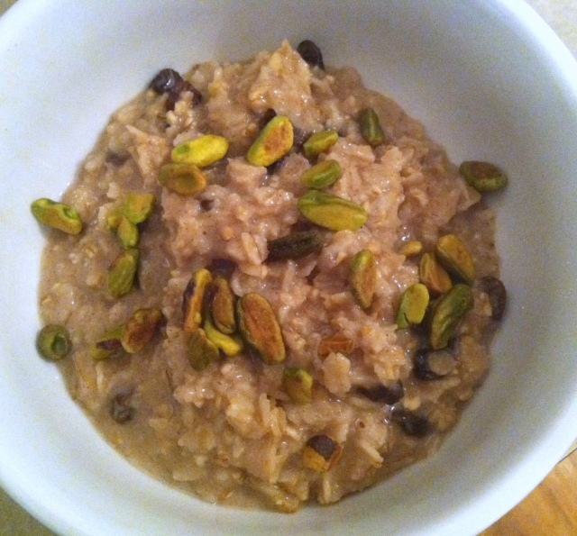 cinnamon raisin with pistachios - edited