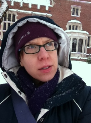 Day 3 - Snow Selfie 4 - edited