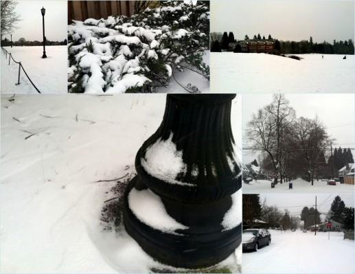 Snowlandia 2014 - collage